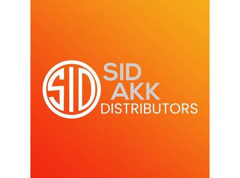 Sidakk Distributors - Consultancy
