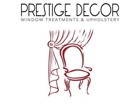 Prestige Decor Window Treatments & Upholstery - Windows, Doors & Conservatories