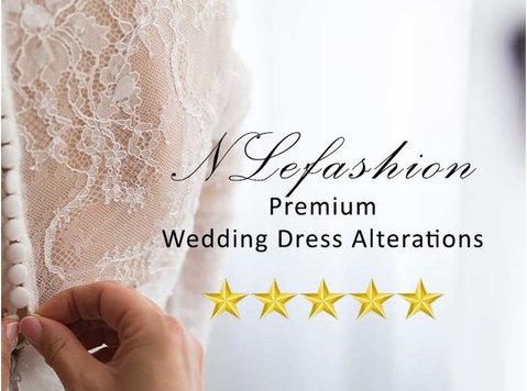 NLefashion - Bridal Alterations - Clothes