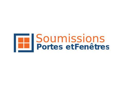 Soumissions Portes et Fenêtres - Building & Renovation