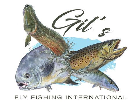 Gil's Fly Fishing International - Travel sites