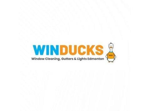 Winducks Gutter & Window Cleaning Edmonton - Windows, Doors & Conservatories