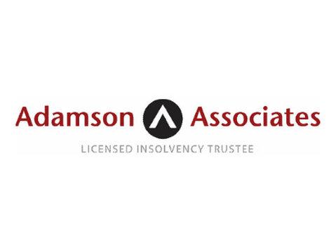 Adamson & Associates Inc. - Financial consultants