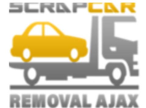 Scrap Car Removal Ajax - Removals & Transport