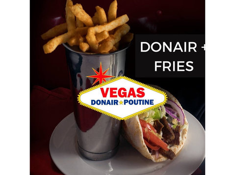 Vegas Donair & Poutine - Restaurants