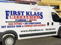 First Klass Mechanical (3) - Plumbers & Heating