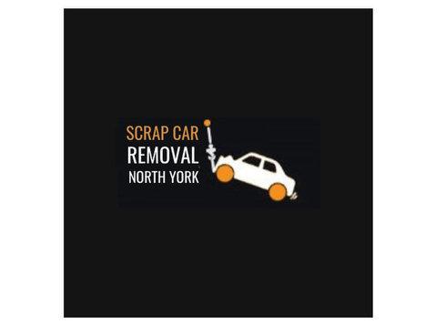 Scrap Car Removal North York - Car Dealers (New & Used)