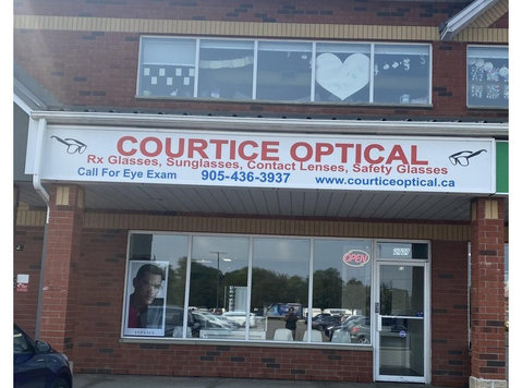 Courtice Optical - Opticiens