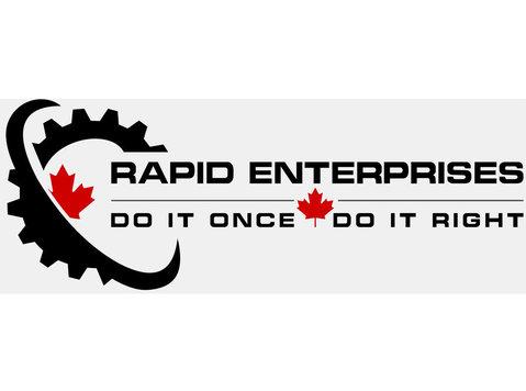 Rapid Enterprises Inc - Business & Networking