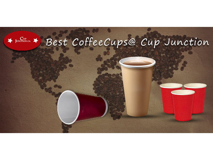Cup Junction - Food & Drink