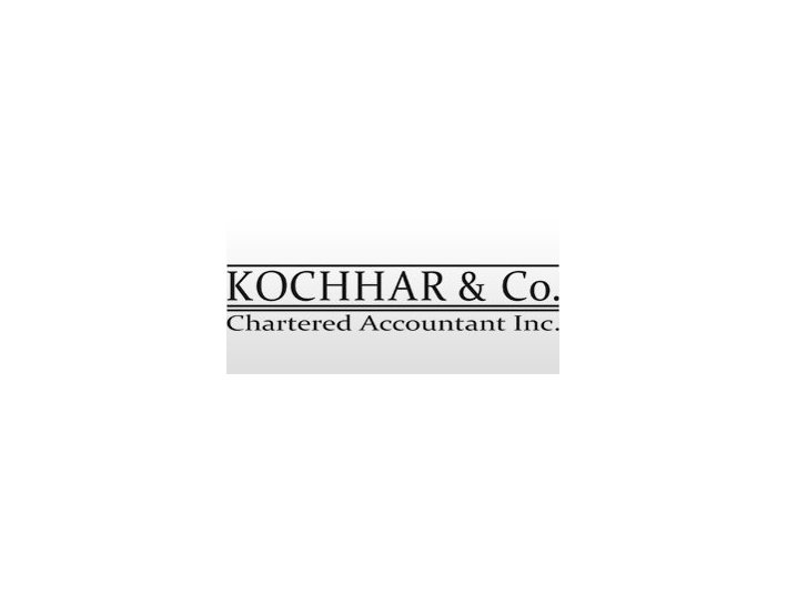 Biki Kochhar, Kochhar & Co Chartered Accountant Inc - Business Accountants