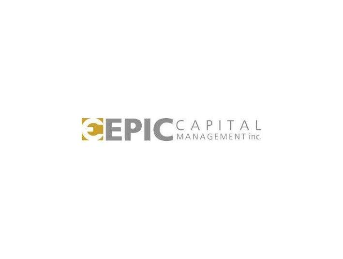 Epic Capital Management Inc. - Financial consultants