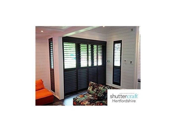 Shuttercraft Hertfordshire - Windows, Doors & Conservatories