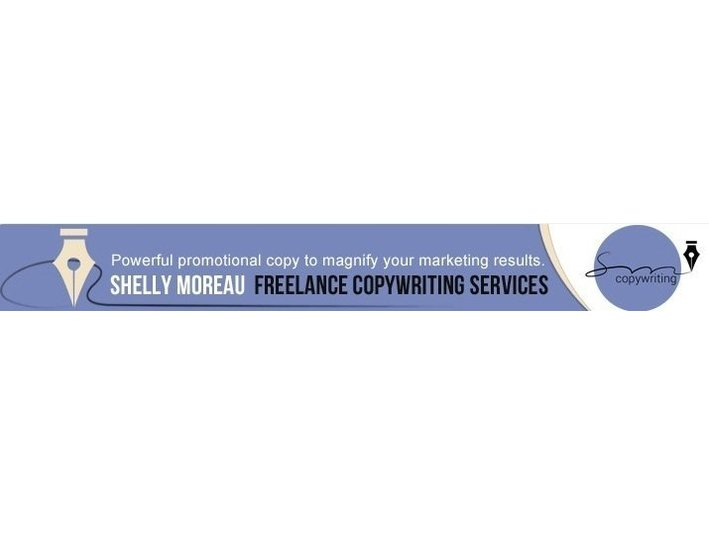 Shelly Moreau Freelance Copy Writing Services - Advertising Agencies