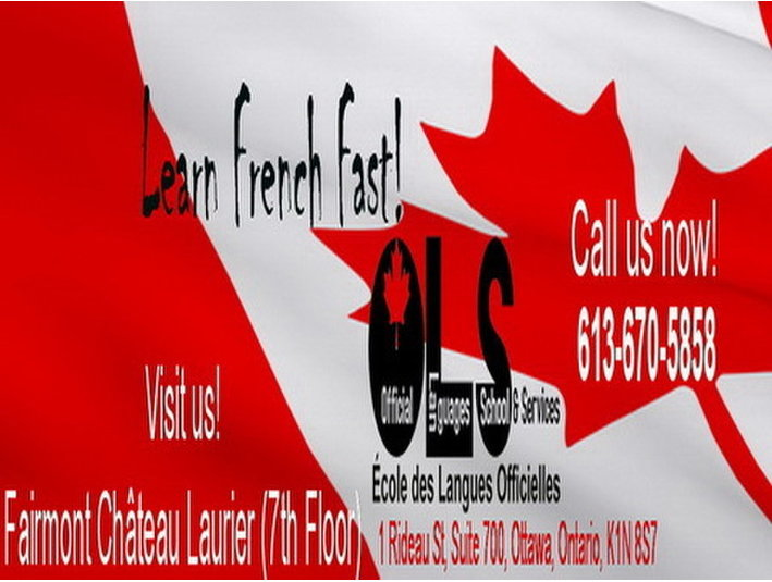 Official Languages School - Adult education
