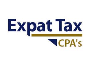 Expat Tax CPAs - Persönliche Buchhalter
