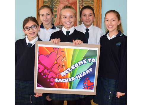 The Sacred Heart School of Montreal - International schools