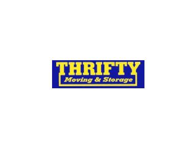 Thrifty Moving & Storage - Removals & Transport
