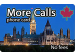 canadacallcards.ca - Fixed line providers