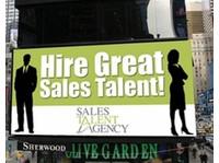 Sales Talent Agency (3) - Employment services