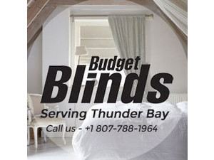 Budget Blinds Serving Thunder Bay - Windows, Doors & Conservatories