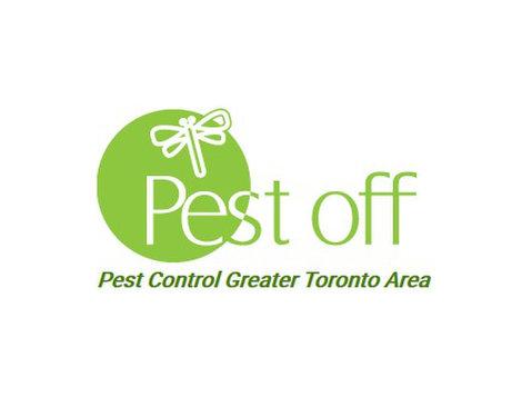 Pest Off - Limpeza e serviços de limpeza