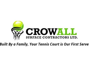 crowall Surface Contractors Ltd. - Tennis, squash e sport con racchette