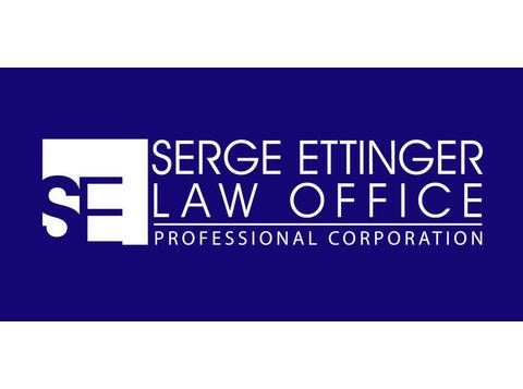 Serge Ettinger Law Office Professional Corporation - Rechtsanwälte und Notare