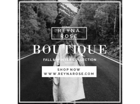 Reyna Rose Boutique - Abbigliamento