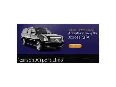 Pearson Airport Limo in Hamilton - Auto