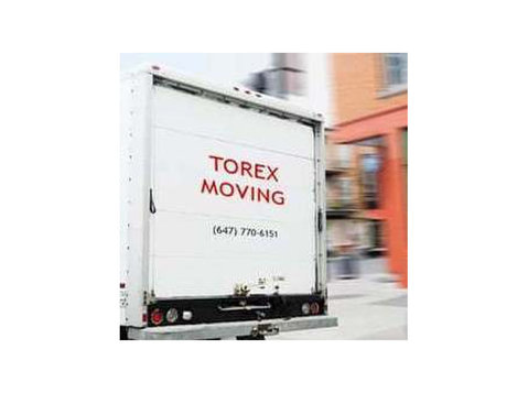 Torex Moving Company - Removals & Transport