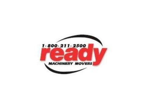 Ready Machinery Movers - Removals & Transport
