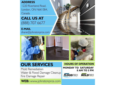 Asbestos Abatement London   Johnston Pros - Plumbers & Heating