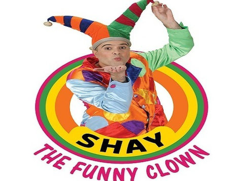 shay The Funny Clown - Children & Families