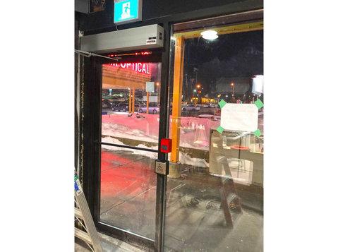 UTS Automatic Doors - Windows, Doors & Conservatories