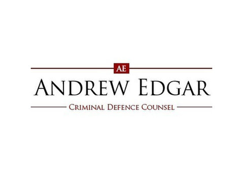 Andrew Edgar Criminal Defence Counsel - Lawyers and Law Firms