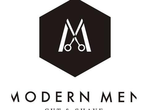 Modern Men Cut And Shave - Parrucchieri