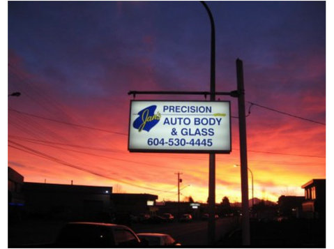 Jan's Precision Auto Body - Car Repairs & Motor Service