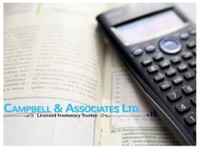 J. Campbell & Associates Ltd. (1) - Financial consultants
