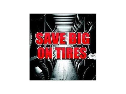 Used Tires Kelowna - Car Repairs & Motor Service