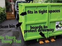 Bin There Dump That (2) - Removals & Transport