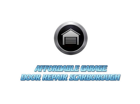 Affordable Garage Door Repair Scarborough - Windows, Doors & Conservatories