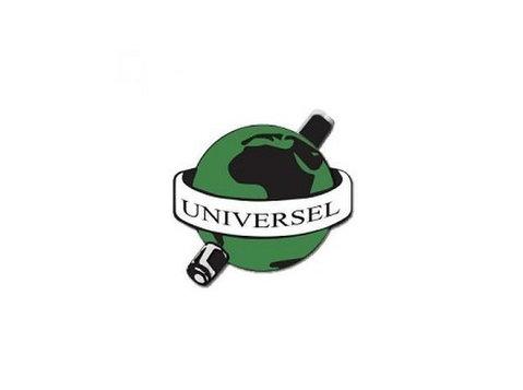 Les Services de Beton Universel - Construction Services