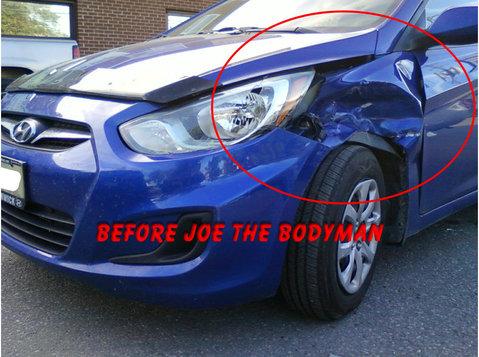 Joethebodyman.ca - Car Repairs & Motor Service
