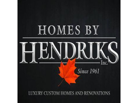 Homes By Hendriks Niagara Region - Construction Services