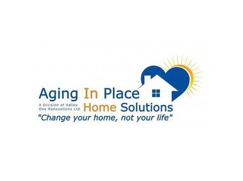 Aging in Place Home Solutions - Building & Renovation