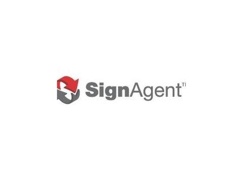 SignAgent - Webdesign
