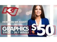 Kevin Johnston Design (3) - Webdesign