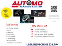 Automo Garage Limited (4) - Car Repairs & Motor Service