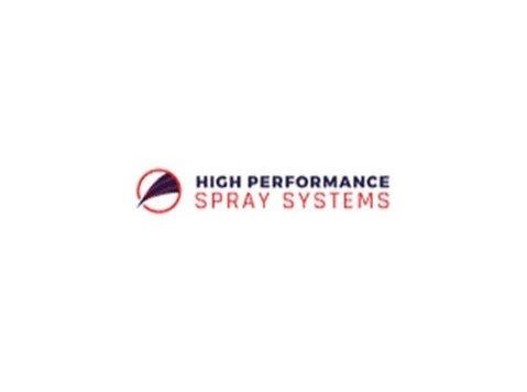 High Performance Spray Systems - Home & Garden Services
